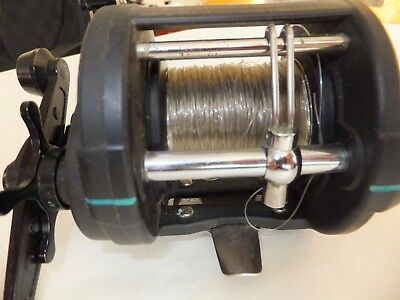 Daiwa Sealine Sl175 H Level Wind  Multiplier  Reel