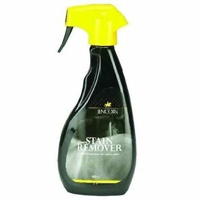 Lincoln Stain Remover Spray Horse Coat Care, 500ml, FREE GIFT included