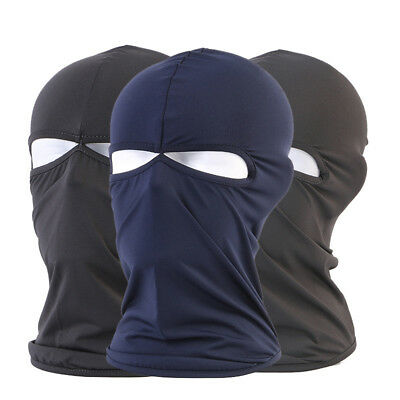 5 Colors Outdoor Motorcycle Full Face Mask Balaclava Ski Neck Protection