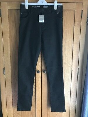 Boys Next Black Skinny Jeans 14 Years New With Tags