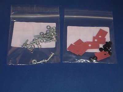 Transistor Insulating Kit Pk10 Plus Fixing Kit Hardware Pk10 To-220