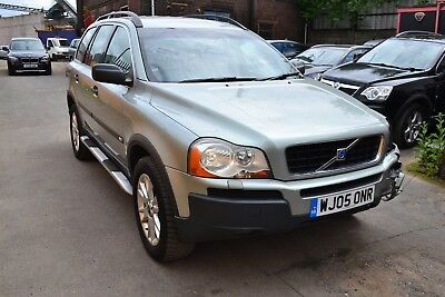 Volvo Xc90 D5 Auto 2005 Reg Breaking For Parts