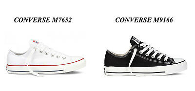 CONVERSE All Star Chucks Low Klassiker Sneaker M7652/M9166 Gr. 36 - 45 +Geschenk