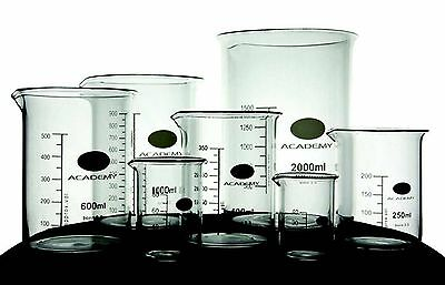 Glass Low Form Measuring Beaker 100Ml
