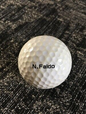 Nick Faldo Rextar Golf Ball
