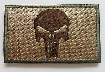 NEW  THE PUNISHER SF / SEALS  Patch     SJK     299
