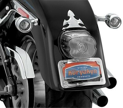 NEW Kuryakyn 5450 Laydown Taillight Lens Kit without Clear License Plate Window