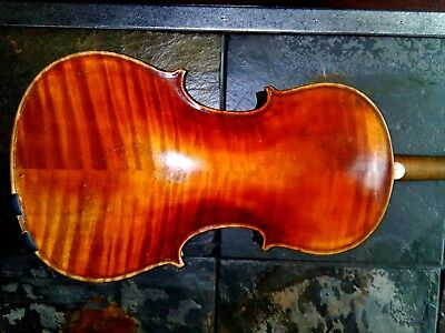 Fine Old American Antique Master Violin by J. Adolph Krug in Detroit 1896.