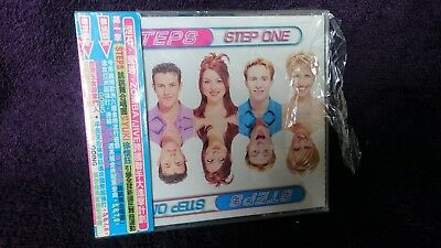 Steps Step One CD Taiwan release