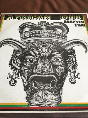 African Dub -chapter 2 - Gibbs Record- Mint- Original First Issue