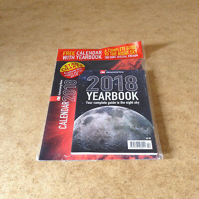 Astronomy Now 2018 Yearbook Your Complete Guide To The Night Sky & 2018 Calendar
