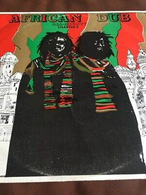 African Dub Almighty Chapter 3 - Mint- Original First Issue
