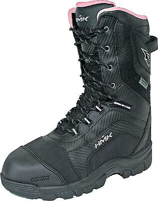 NEW HMK Voyager Lace Up Womens Boots