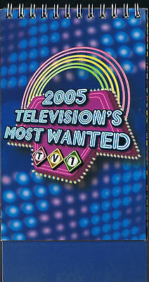 FOXTEL TV1 2005 promo HAPPY DAYS Bewitched MONK A-Team LAW & ORDER SVU The Nanny