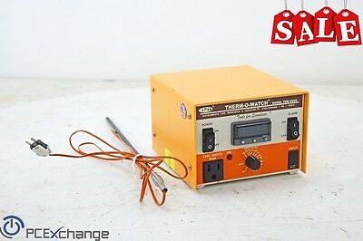 I2R Therm O Watch TOW-VOVC Temperature Process Controller Adjustable Voltage