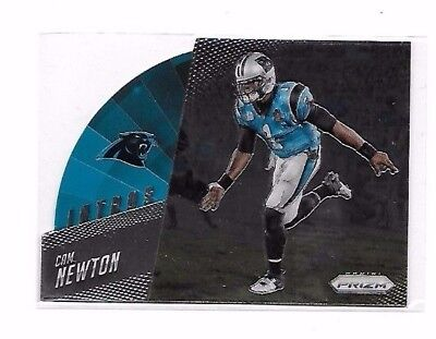 2015 Panini Prizm Intros #2 Cam Newton PANTHERS