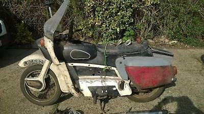 Ariel Leader 250Cc Twin Classic Motorcycle