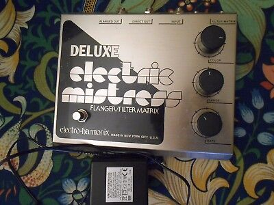 Electro-Harmonix Vintage Deluxe Electric Mistress with Power Supply