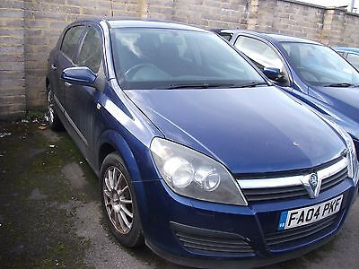 Vauxhall Astra 1.4 Petrol Spares or Repairs