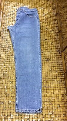 Vintage Levi's 550 womens mom jeans 8 M MIS tapered leg relaxed high waist 28x30