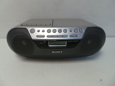 Sony Portable CD Radio Player
