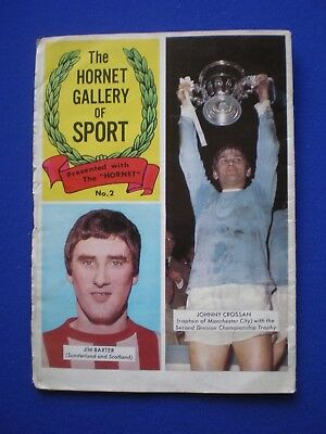 The Hornet Comic - Gallery of Sport  number 2   -  Free Gift  1966