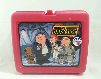 Family Guy Something, Something, Something Darkside Lunchbox