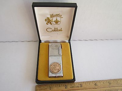 COLIBRI LIGHTER New Metal With Old One Cent USA Coin, So Collection,So Rare