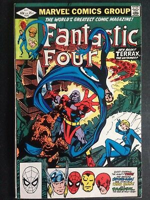 Fantastic Four #242 (1982) VF-