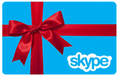 Skype $100 Voucher (Email Delivery)