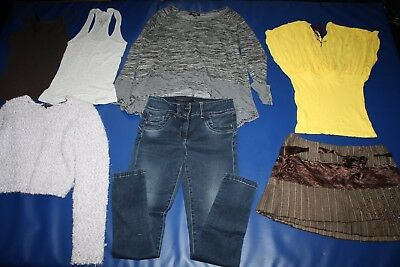 Lovely bundle of women's clothes by Next, River Island, H&M, size 8