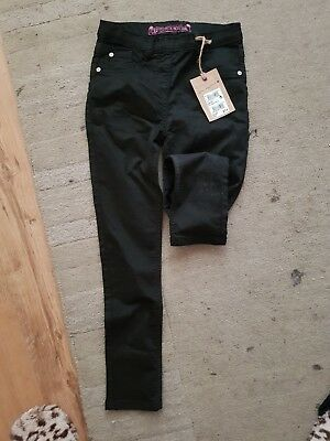 girls age 8 years black jeans