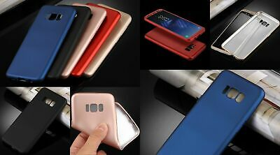 Shockproof Ultra-Thin 360 TPU Full Protective Case Cover for Samsung Galaxy