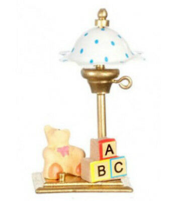 Dolls House Miniature 1:12th Scale Cute Nursery Lamp (Non Working)