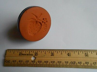Rycraft? Strawberry Ceramic Cookie Stamp