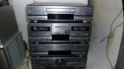 Sony LBT-D607 SEPARATE COMPONENT STEREO SYSTEM-Superb Sound.