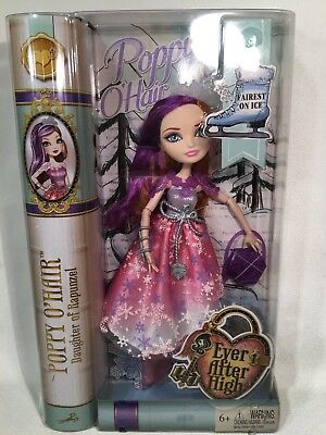 Poppy O'Hair - Fairest on Ice - Ever After High Puppe