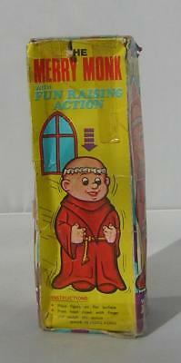 Merry Monk Adult 1970s action adult novelty toy collectable secret santa fun