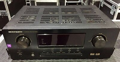 "Marantz SR4200 5.1 Channel 70 Watt Receiver In 19"" Rack Tray"