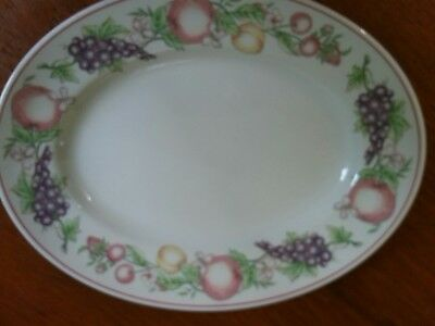 Boots Orchard Oval Serving Plate.