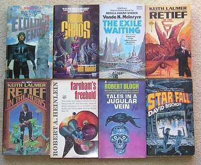 Fantasy / Science Fiction Lot#1 - CHOOSE / SELECT - any 3pbs for $5