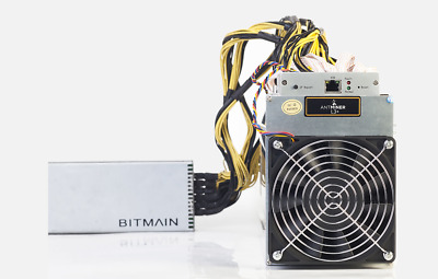 Bitmain AntMiner L3+ 504 MH/s Scrypt mining - Try Before You Buy- 12 hours