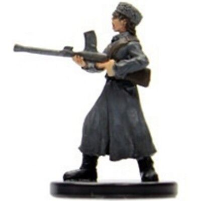 D&D Pathfinder Miniature Reign of Winter 13 Russian Machine Gunner
