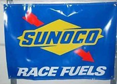 sunoco race fuel banner