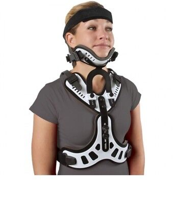 Minerva Orthosis Cervical Thoracic Halo Brace L/XL