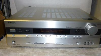 Onkyo TX-SR505E Home Cinema Receiver With Remote-Superb Sound.