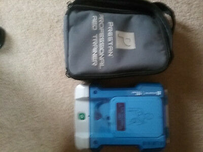 Prestan Professional AED Trainer Brand New in Bag.