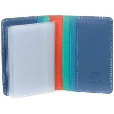 Mywalit Credit Card Holder with Plastic Inserts