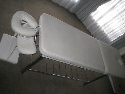 massage/waxing bed table