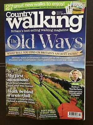 Country Walking October 2017